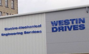 The outside of our newly-built service centre on St Andrew's Road, Huddersfield, West Yorkshire.